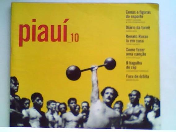 Revista Piauí Nº 10 - Julho/2007