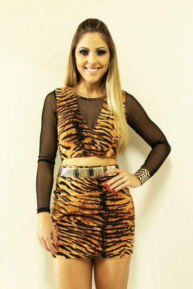 Cropped E Saia Tigre M