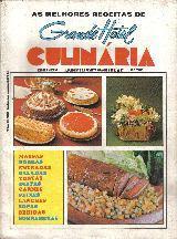 As Melhores Receitas De Grande Hotel Culinária * Jul/77