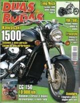 Duas Rodas 348 * Kawasaki 1500 * Cg 150 * Ybr 2005
