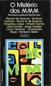 Livro O Mistério Dos M M M | Dos Mmm | Obra Grandes Nomes