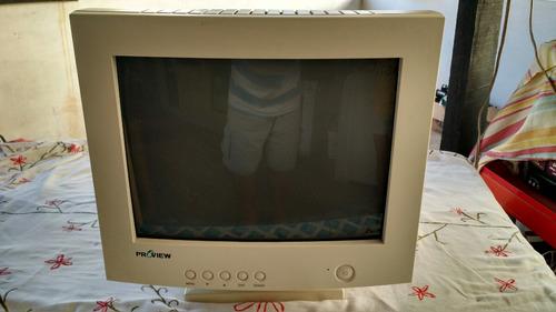 Imagem 1 de 4 de ( Pc+monitor+ Impressora Hp+ Acessórios) Retirada De Peças