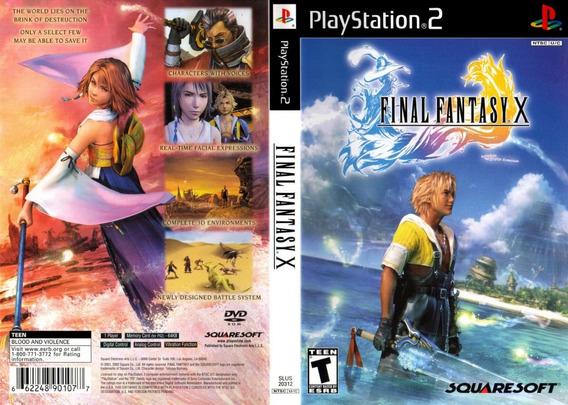 Final Fantasy X Original Para Playstation 2