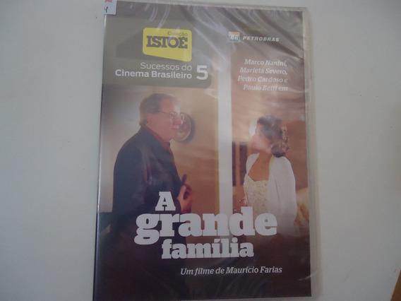 Dvd Filme A Grande Família Lindoooooooo