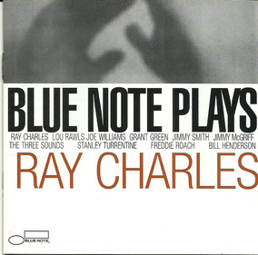 Blue Note Plays Ray Charles - Lou Rawls Jimmy Mcgriff Green