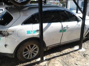 Fx35 2011 / Peças/motor/cambio/vidro/roda/interior