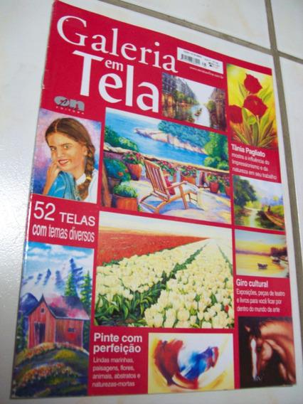 Revista: Galeria Em Tela Nº 66 - Tânia Pagliato