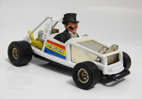 Pinguin Penguinmobile Dc Comics 1979 Corgi Toys - England