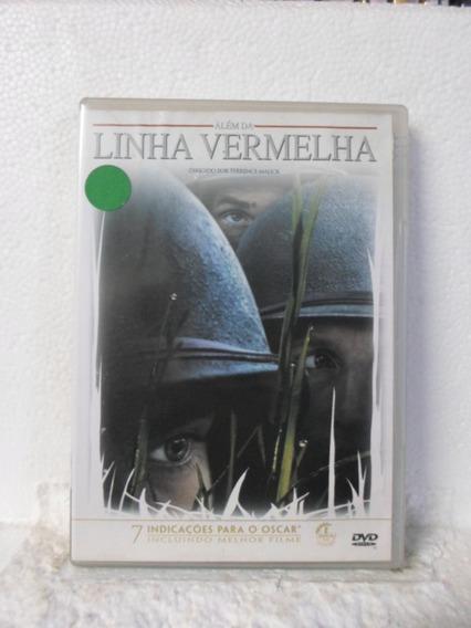 Dvd Alem Da Linha Vermelha - Original