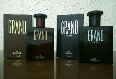 Perfume Grand, Grand Noir
