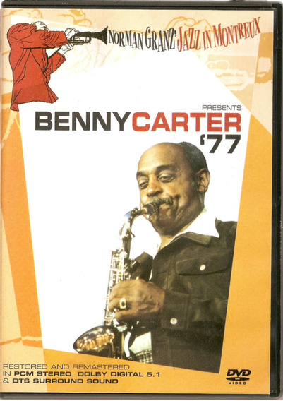 Dvd Benny Carter