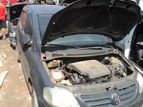 Volkswagen Fox 1.0 06 Sucata De Leilão Só Peças