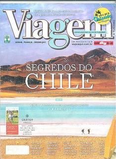 Revista Viagem: Segredos Do Chile, Nino Pacheco, Julia Rober