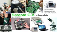 Reparación De Equipos Industriales, Médicos O De Tecnología.