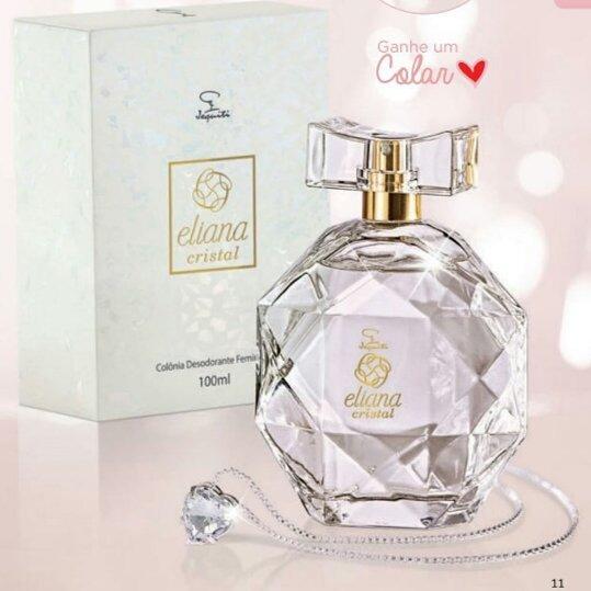 Perfume Eliana Cristal
