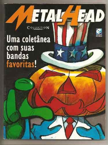 Metal Head Collection - Guns Roses Iron Maiden Nirvana Kiss
