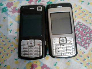 2 Nokia N70 (defeito)