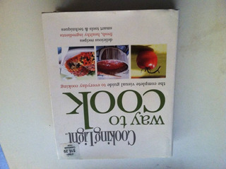 Libro Cooking Light Way To Cook