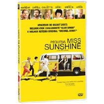 Dvd Pequena Miss Sunshine - Ed.de Locação