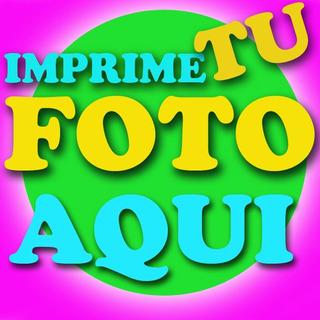 Impresión Fotos 8x10 Profesional En12.000cu-
