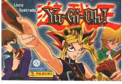 Yu - Gi - Oh ! Album De Figurinhas Semi Completo Da Panini