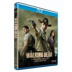 Blu-ray Original The Walking Dead 1º Temporada (lacrado)
