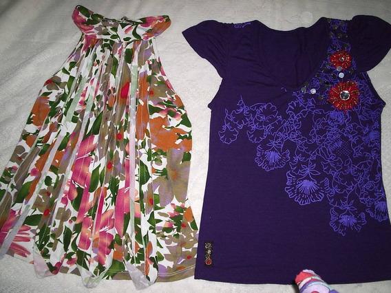 Blusas Coloridas Tamanho M