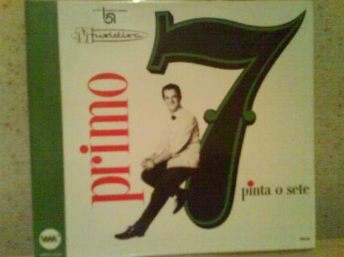 Cd Primo 7 - Pinta O Sete (importado)