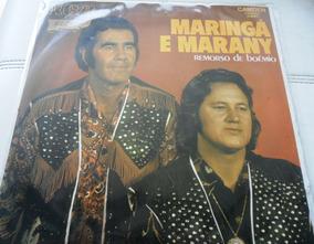 Lp Maringá E Marany - 1973