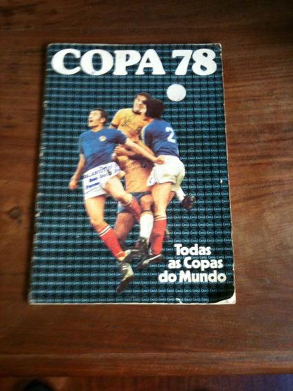 Album De Fotos De Todas As Copas Ate 78, Completo