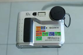 Câmera Fotográfica Mavica