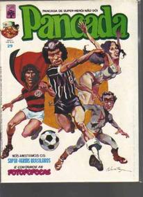 Revista Pancada N 29 - Ano Iii - Editora Abril