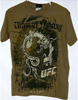 Camisa Ufc Grenade Dragon Importada Original Xl
