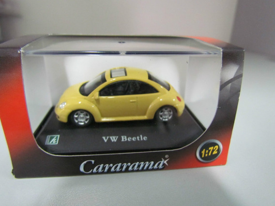 Cararama Vw Beetle - Escala 1:72