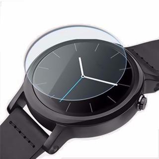 Pelicula De Vidro Temperado 9h Smartwatch Relogio Moto 360º