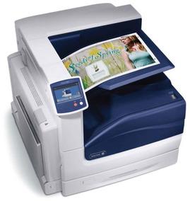 Impressora Xerox Phaser 7800dn A3 Color Revisada 7800 Com Nf