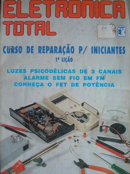 Revista Eletronica Total. No. 40.janeiro De 1992