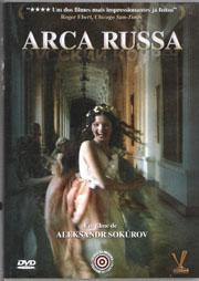 Dvd Arca Russa, Aleksandr Sokurov Filmado No Museu Ermitage+