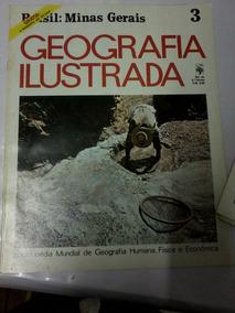 Brasil: Minas Gerais - Geografia Ilustrada