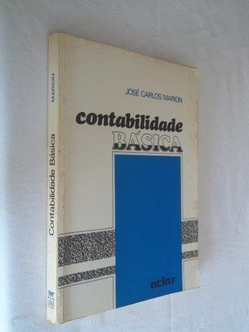 * Livro José Carlos Marion - Contabilidade Básica