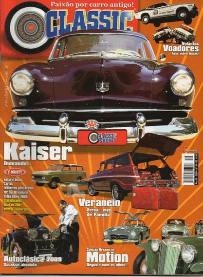 Classic Show Nº49 Kaiser Veraneio Autoclasica Dreams Motion