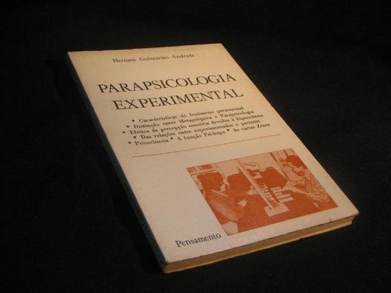 Parapsicologia Experimental - Andrade, Hernani Guimarães.