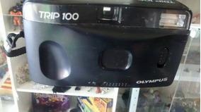 Camera Antiga Para Coleção Olympus Trip 100