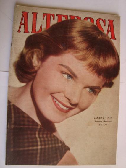 Revista Alterosa 298 De 15 Janeiro 1959 Minas Gerais