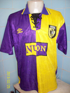Camisa Do Vitesse,time Holandes Anos 90