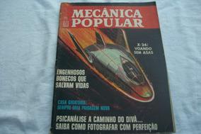 Revista Mecânica Popular Março 1969 Nº 111 - Ótimo Estado!