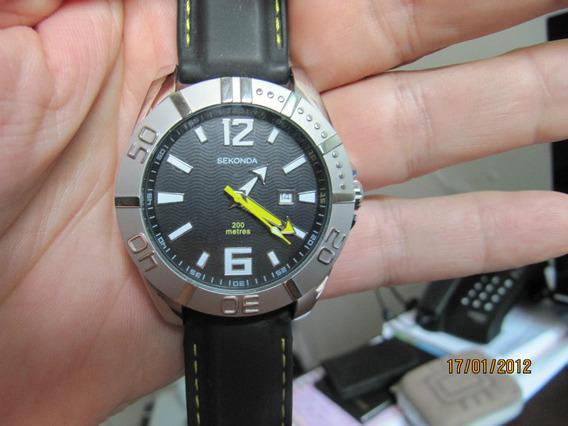 Relógio Sekonda 200m 47 Mm