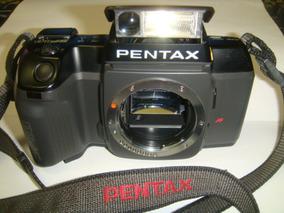 Camera Pentax Sf10- Só O Corpo - Ler Anúncio