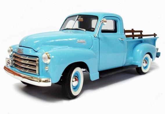 Gmc Pickup 1950 1:18 Road Signature Yatming