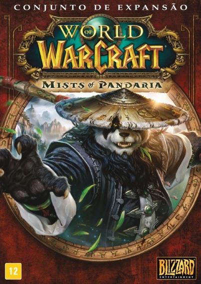 Pc World Of Warcraft Mists Of Pandaria - Pacote De Expansão